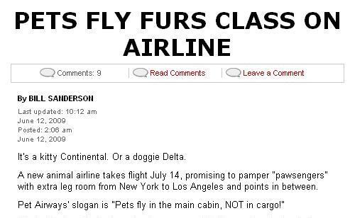 Furs Class